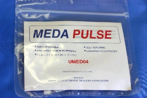 Reusable UMED04 Tens Electrodes from MedFaxx, Tens supplies and Accessories